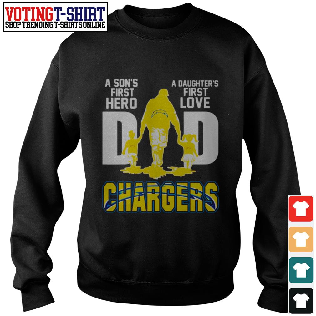 Download A son's first hero a daughter's first love dad Chargers ...