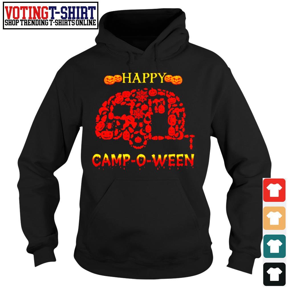 Happy Camp O Ween s Hoodie
