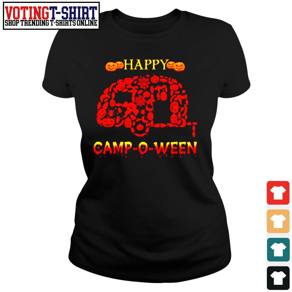 Happy Camp O Ween s Ladies-tee