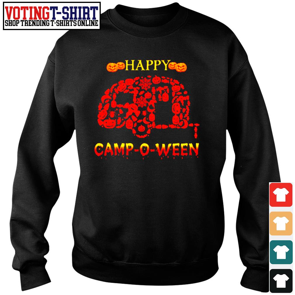 Happy Camp O Ween s Sweater