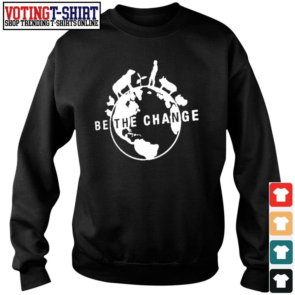 Farmer Animals be the change s Sweater