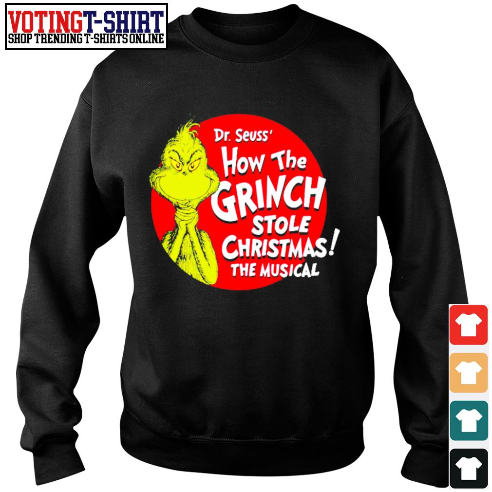 Grinch 2020 how the Covid stole Christmas s Sweater