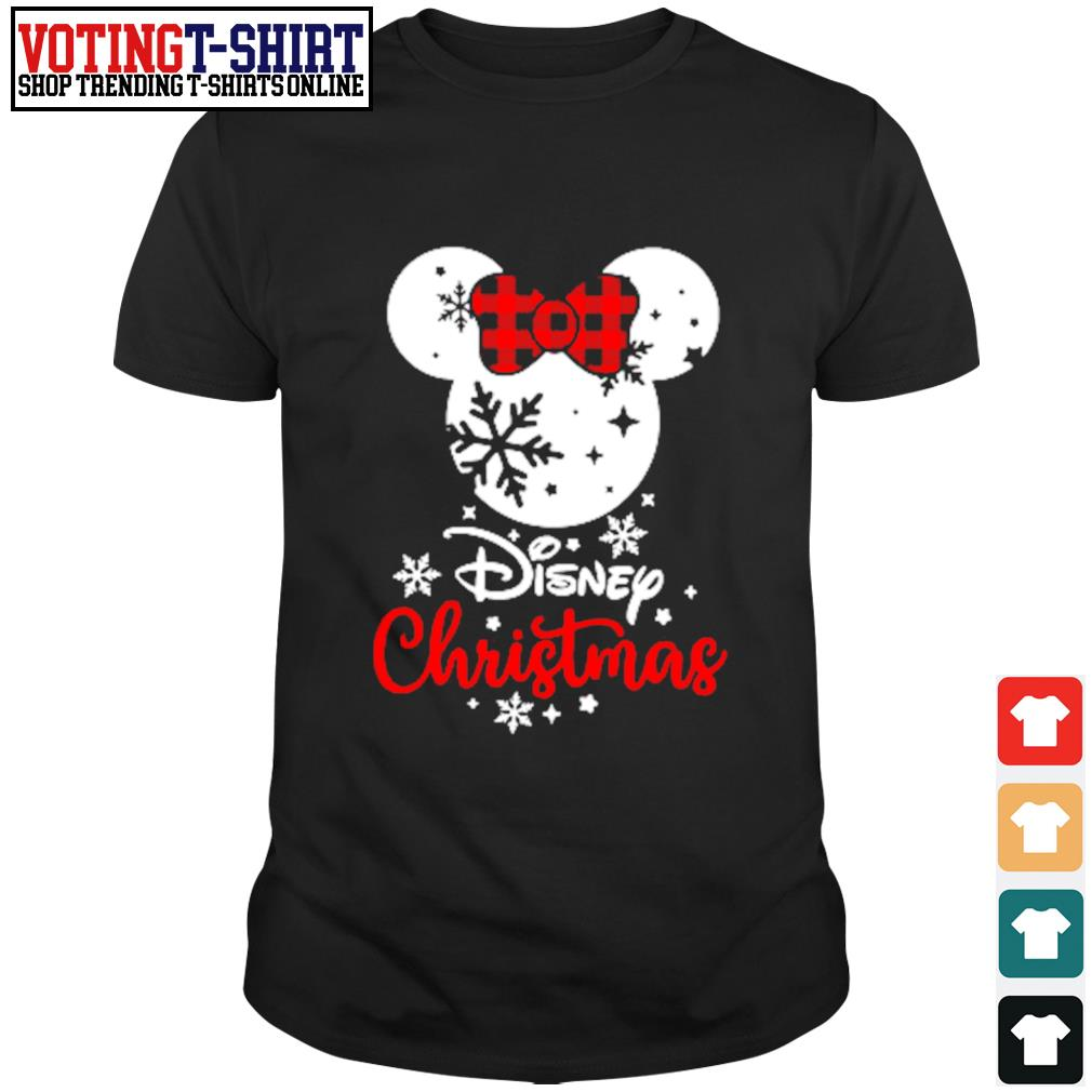 Mickey mouse Disney Christmas shirt